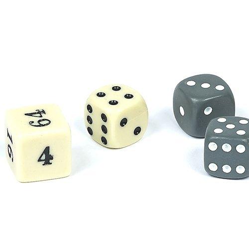 安価 Backgammon Dice-Grey B003CUWJ86 Dice-Grey Backgammon 1.3cm B003CUWJ86, plywood キッチンインテリア雑貨:be9cccce --- cliente.opweb0005.servidorwebfacil.com