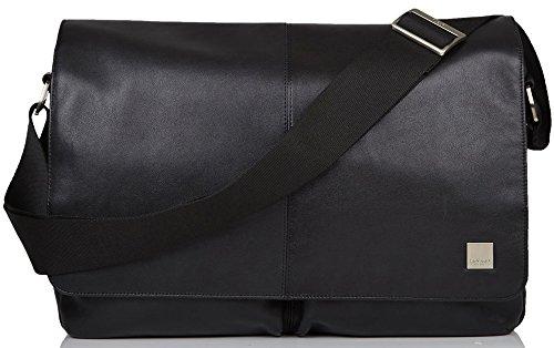 knomo-luggage-brompton-kobe-soft-messenger-15-inch-black-one-size