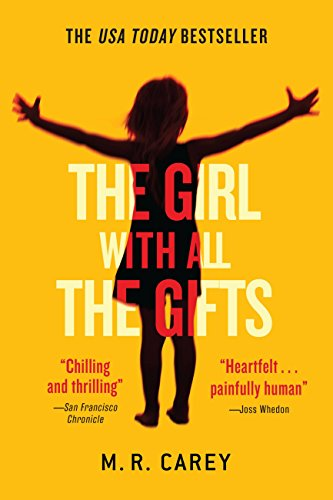 Image result for the girl with all the gifts book cover