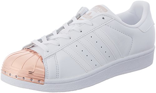 Metal Sneakers Basses Femme Toe Superstar adidas 7TRq7P