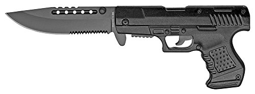 "4.5"" AO Pistol Folding Knife - Black"