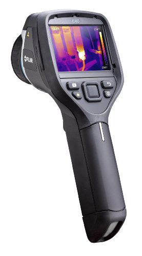 FLIR E40 Compact Thermal Imaging Camera with 160 x 120 IR Resolution and MSX Discontinued by Manufacturer