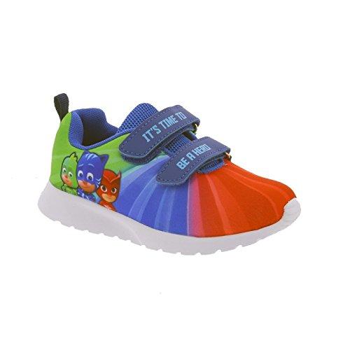 PJ MASKS - Zapatillas de Lona para niño Size: 23