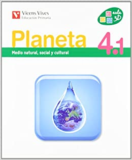 Planeta 4 Andalucia (4.1-4.2-4.3) (Spanish) Paperback – March 26, 2012