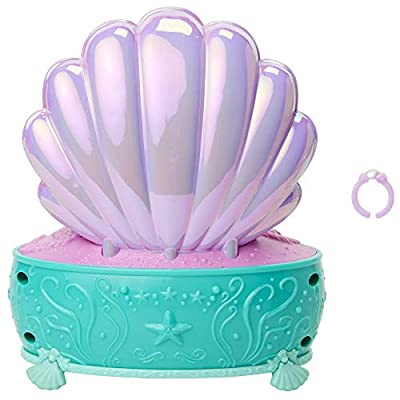 Disney Princess Ariel Pearl Jewelry Box, Disney The Little Mermaid 30 Year Anniversary! Ariel Dances to Part of Your World Includes Pearl Ring for You to Wear!: Toys & Games