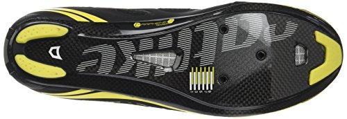 Zapatos Catlike Black Unisex Negro Whisper Fluor Yellow Route 6EnTHwxE