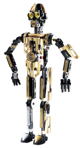 LEGO Technic Star Wars 8007: C-3PO: Amazon.co.uk: Toys & Games