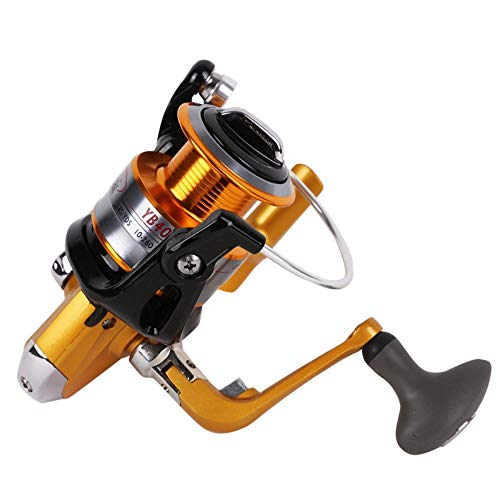 LIZIJIN Fishing Reel Spinning Wheel Rotating Reel Fishing Rod Reel Fishing Tackle Accessories sea Fishing Reel YB4000 Type 13 axis