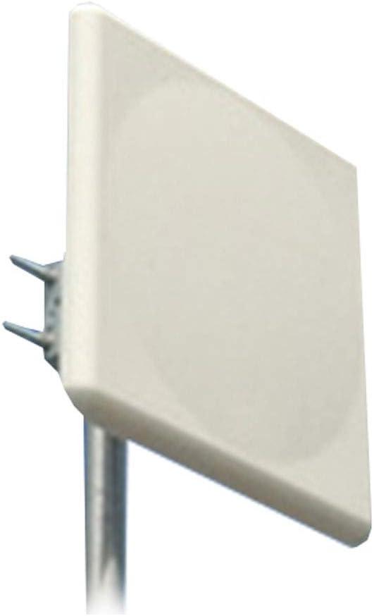 JU FU 18dBi Alta Ganancia Antena de Panel Plano 2.4G ...