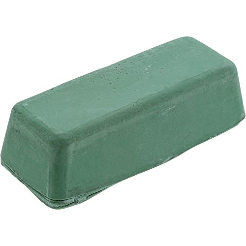 Woodstock D2902 1-Pound Extra Fine Buffing Compound, Green