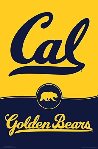 Trends International University of California, Berkeley-Logo Wall Poster, 22.375