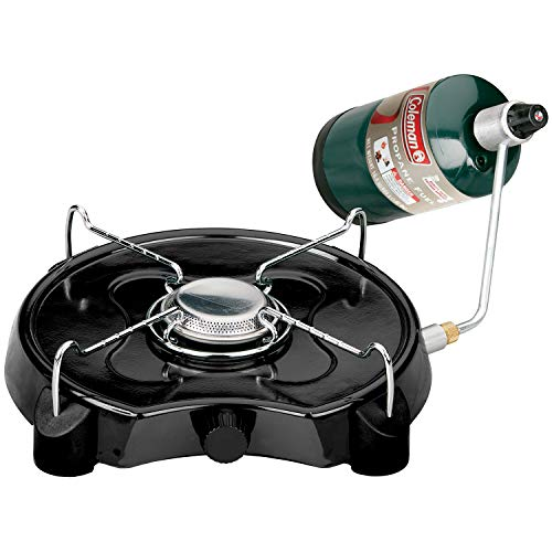 Coleman PowerPack Propane Stove, Single Burner, Coleman Green - 2000020931 ()
