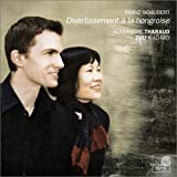 Schubert : Divertissements à la hongroise