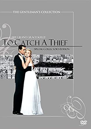 37f6bd53959f5 To Catch A Thief [DVD] [1955]: Amazon.co.uk: Cary Grant, Grace Kelly ...