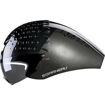 Louis Garneau Vorttice Helmet Matte Black Medium