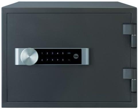 Yale YFM/310/FG2 Metal Negro - Caja fuerte (Cerradura con combinación, Llave plana, Metal, Negro, 410 mm, 308 mm): Amazon.es: Hogar