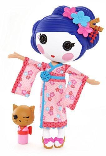 Lalaloopsy Mini Doll Yuki Kimono Doll Lalaloopsy by Lalaloopsy Kimono [並行輸入品] B01M2WMK1L, 抹茶やお茶と茶道具の茶匠みのる園:87c0e63f --- arvoreazul.com.br