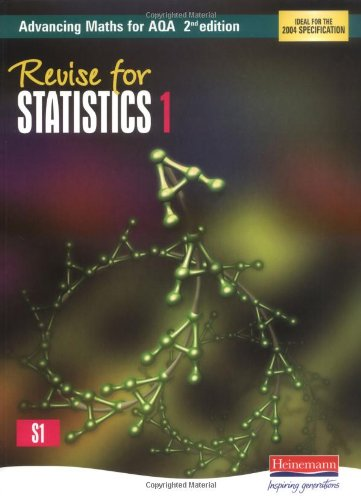 Revise for Advancing Maths for AQA Statistics 1 PDF