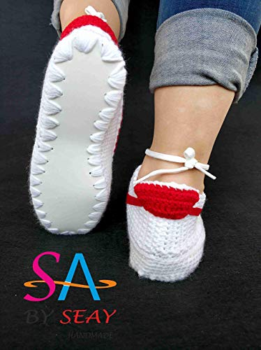 0e58d523f109d5 Amazon.com  Back to the Future Marty McFly s Crochet Knitting Style  Sneakers