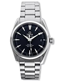 Omega Men's 2504.50.00 Seamaster Aqua Terra Mid Size Chronometer Watch