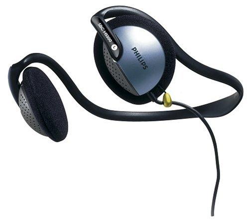 Philips HS500 Behind-the-Head Sport Headphones wit...