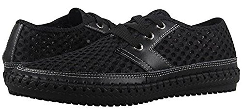 Pictures of Forucreate Men's Mesh Breathable Walking Loafers 1