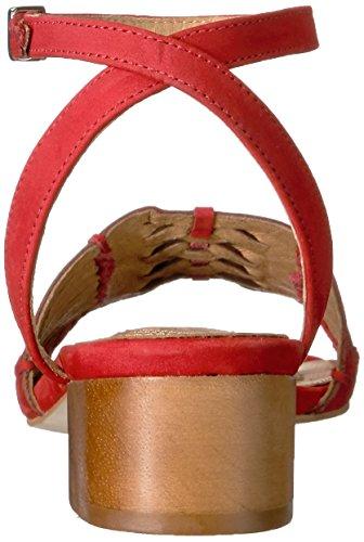 Sandalo Huarache Donne Corso Rosso Bahamas Nabuk Como Di 7w8HXq