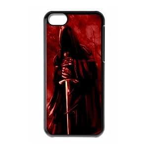 C-Y-F-CASE DIY Design Grim Reaper Pattern Phone Case For phone Iphone 5C