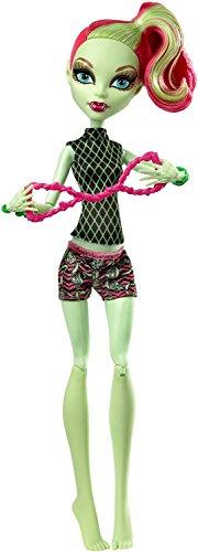 Monster High Fangtastic Fitness Venus McFlytrap Doll -