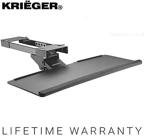 KRIËGER kmb02 ergonómico ajustable ordenador teclado plataforma ...