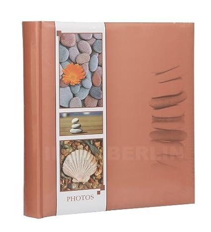 Wellness Fotoalbum 30x30 100 Seiten Buchalbum Jumbo