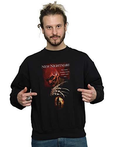 Noir Street Nightmare New Cult Absolute On Elm Sweat Homme shirt wCx7Rpq