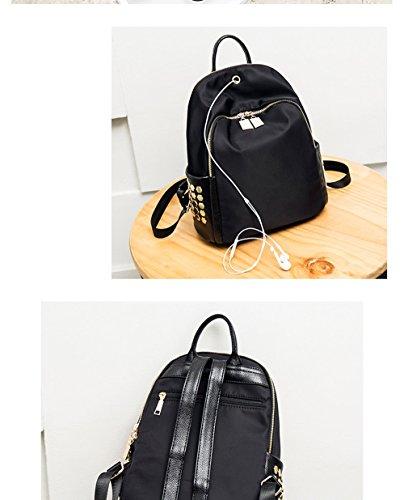Modo femmina selvaggia / versione coreana del sacchetto di spalla di modo della nuova zaino delle signore di svago del sacchetto di marea / sacchetto di corsa semplice