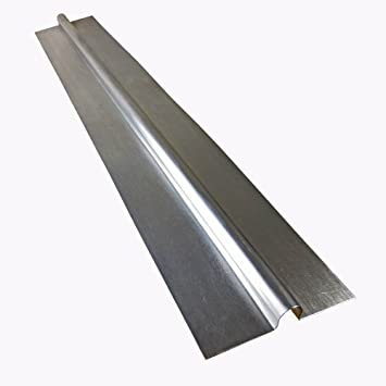 50 4ft Aluminum Omega Radiant Heat Transfer Plates 1 2 Pex Ceiling Floor 4 Wide Building Supplies Amazon Canada