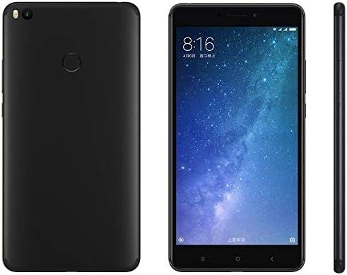 Xiaomi Mi Max 2 Dual SIM - 64GB, 4GB RAM, Matte Black +