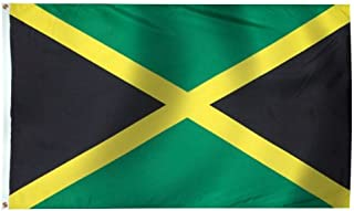 product image for Eder Flag - Jamaica Flag - Endura-Nylon - 4 Foot by 6 Foot