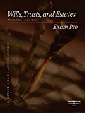 Cain and Spitko's Exam Pro on Wills, Trusts, and Estates