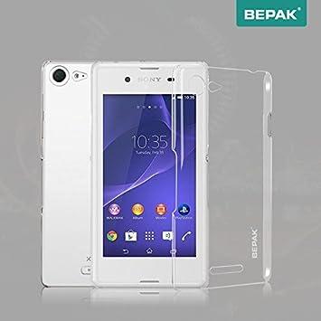 Bepak Marca cristalina clara PC transparente cubierta de la caja ...