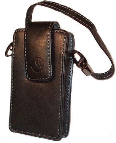 Motorola Razr Holster - Motorola Fashion Pouch for V3 Razr - Black