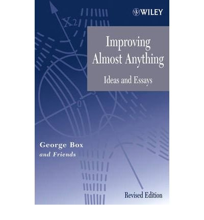 Download [(Improving Almost Anything: Ideas and Essays )] [Author: George E. P. Box] [May-2006] pdf epub