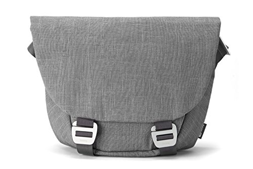 Booq Shadow Fibre Messenger Bags, Gray by Booq
