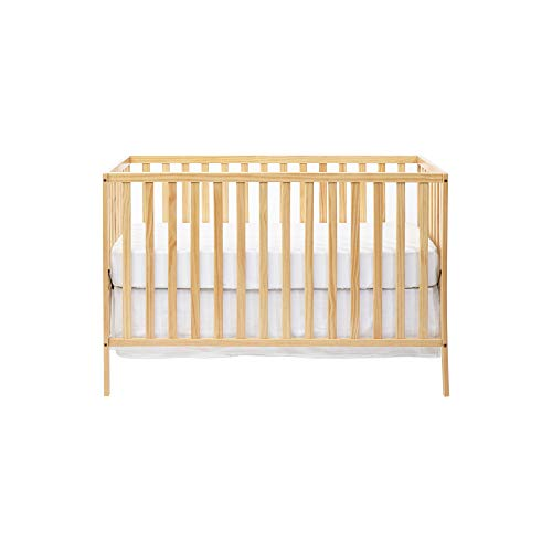 Suite Bebe Palmer 3 in 1 Convertible Crib Natural