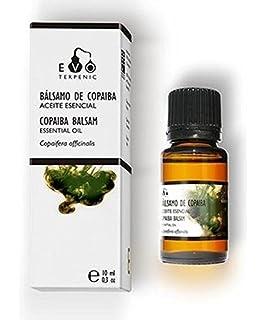 Bálsamo de Copaiba Aceite Esencial 10 ml de Terpenic Evo