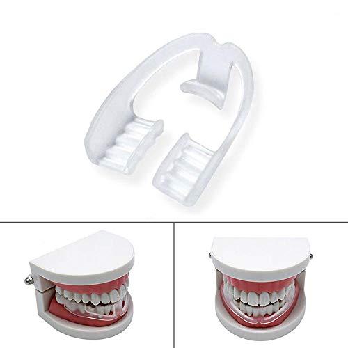 r Grinding Teeth, Professional Dental Night Teeth Guard, Food Grade Adjustable Braces Mouthguards for Kids Adults Sleep Anti Snoring, Bruxism, Eliminates Teeth Clenching, BPA Free ()