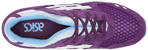 for sale discount sale ASICS Women's Gel Lyte III Fashion Sneaker Purple/White clearance low shipping buy cheap sneakernews extremely for sale sale online shopping ruQJH1Gi