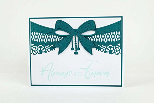 Tattered Lace Bow & Border Cutting Die 442930