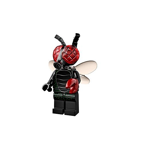 - LEGO Series 14 Minifigure Fly Monster