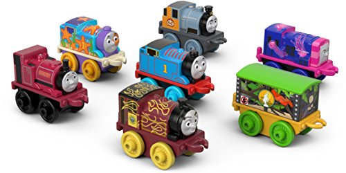 Fisher-Price Thomas & Friends MINIS, 7 Pack (Fisher Price Thomas And Friends Minis 7 Pack)