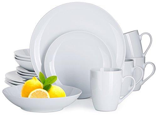 White Dinnerware - 8