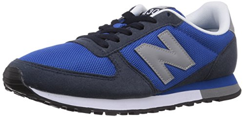 New Balance 70s Running 430 - Zapatillas unisex Navy with Blue & Grey